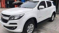 Bán Chevrolet Trailblazer LT 2.5L VGT 4x2 AT 2018, màu trắng, xe nhập