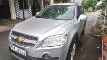 Cần bán xe Chevrolet Captiva LTZ 2.4 AT sản xuất 2009, màu bạc