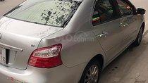 Bán xe Toyota Vios G đời 2013, màu bạc xe gia đình