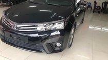 Cần bán lại xe Toyota Corolla altis đời 2017, màu đen, số tự động