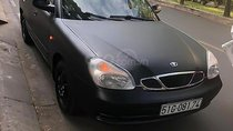 Bán Daewoo Nubira sản xuất 2002, màu đen, xe rất đẹp