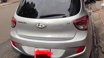 Bán ô tô Hyundai Grand i10 1.2 AT năm sản xuất 2016, màu bạc, nhập khẩu nguyên chiếc