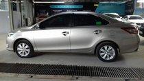 Cần bán xe Toyota Vios MT sản xuất 2017, màu bạc