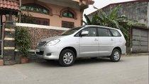Cần bán gấp Toyota Innova G năm sản xuất 2012, màu bạc chính chủ, giá chỉ 425 triệu