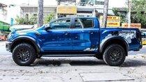 Bán xe Ford Ranger Raptor đời 2018, màu xanh lam, xe nhập