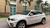 Cần bán lại xe BMW X6 3.0 AT đời 2008, màu trắng, nhập khẩu nguyên chiếc