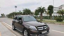 Cần bán gấp Mercedes GLK 250 sản xuất năm 2014, màu nâu