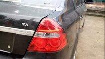 Cần bán Daewoo Gentra sản xuất 2009, màu đen như mới