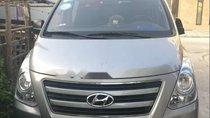 Bán Hyundai Starex sản xuất 2016, màu bạc, nhập khẩu xe gia đình