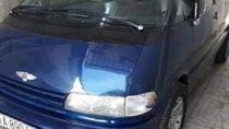 Cần bán lại xe Toyota Previa 2.4 AT đời 1994, màu xanh