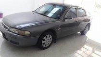 Bán xe Mazda 626 2002, màu xám, xe nhập