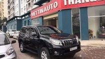 Cần bán Toyota Land Cruiser Prado sản xuất 2013, màu đen, nhập khẩu