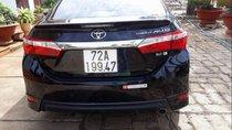 Cần bán xe Toyota Corolla Altis đời 2016, màu đen, giá chỉ 800 triệu