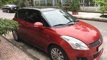 Bán xe cũ Suzuki Swift 1.6 AT đời 2014, màu đỏ