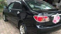 Bán Toyota Corolla Altis năm sản xuất 2002, màu đen