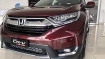 Bán Honda CR V sản xuất 2019, màu đỏ, nhập từ Thái
