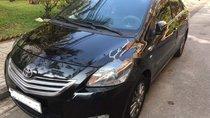 Bán Toyota Vios E 2013, màu đen xe gia đình