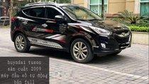 Cần bán Hyundai Tucson sản xuất năm 2009, màu đen, xe nhập