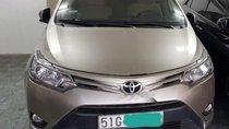 Cần bán lại xe Toyota Vios năm sản xuất 2016 chính chủ, giá chỉ 450 triệu