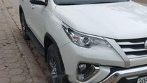 Bán Toyota Fortuner đời 2018, màu trắng, xe nhập