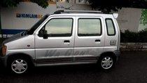 Cần bán lại xe Suzuki Wagon R đời 2004, màu bạc, nhập khẩu nguyên chiếc, giá 90tr