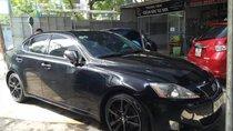 Bán Lexus IS 2.5V6 AT sản xuất năm 2007, màu đen, giá chỉ 635 triệu
