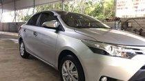 Cần bán Toyota Vios đời 2017, màu bạc, giá 56tr