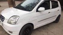 Cần bán xe Kia Morning SLX 1.0 MT 2007, màu trắng, giá chỉ 142 triệu