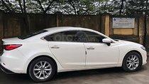 Cần bán Mazda 6 2.0 AT sản xuất 2015, màu trắng số tự động