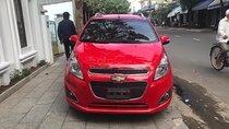 Cần bán xe Chevrolet Spark LTZ 1.0 AT Zest 2014, màu đỏ xe gia đình