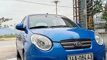 Bán xe Kia Picanto 1.1 AT năm sản xuất 2008, màu xanh lam, nhập khẩu