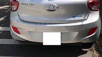 Cần bán gấp Hyundai Grand i10 1.0 AT đời 2015, màu bạc, xe nhập