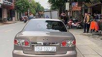 Cần bán xe Mazda 6 2.0 MT 2003, màu xám, chính chủ