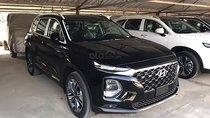 Cần bán Hyundai Santa Fe 2.4L HTRAC đời 2019, màu đen