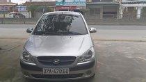 Cần bán xe Hyundai Getz đời 2010, màu bạc, nhập khẩu