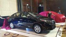 Bán Toyota Vios G sản xuất 2019, màu đen, 606 triệu