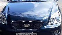 Bán Kia Carens SXMT năm sản xuất 2012, màu xanh lam như mới