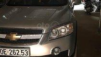 Cần bán xe Chevrolet Captiva đời 2008, màu bạc, nhập khẩu, 360tr