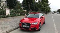Bán Audi A1 năm sản xuất 2011, màu đỏ, xe nhập chính chủ