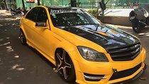 Cần bán lại xe Mercedes năm 2011, màu vàng, nhập khẩu nguyên chiếc