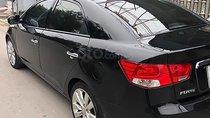 Cần bán xe cũ Kia Forte 2011, màu đen như mới