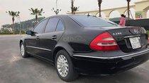 Bán xe Mercedes E240 2002, màu đen, giá chỉ 250 triệu