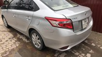Bán Toyota Vios 1.5E đời 2014, màu bạc như mới