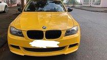 Cần bán xe BMW 320i đời 2009, màu vàng, nhập khẩu chính chủ