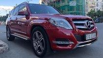 Cần bán lại xe Mercedes GLK220 sản xuất 2013, màu đỏ, giá chỉ 999 triệu