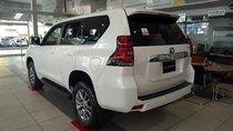 Bán xe Toyota Prado 2019, màu trắng, nhập khẩu nguyên chiếc