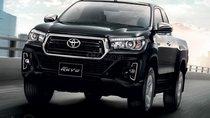 Bán Toyota Hilux sản xuất 2018, màu đen, xe nhập, giá 878tr