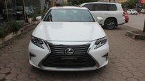 VOV Auto bán xe Lexus ES 250 2017 màu trắng, xe nhập