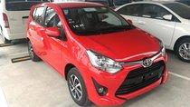 Toyota Wigo 1.2G AT - Giá cạnh tranh - quà tặng đầu xuân