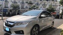 Bán Honda City AT T7/2016 màu bạc, nguyên zin, gia đình đi HCM